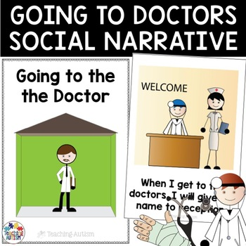 Going to the Doctors Social Story