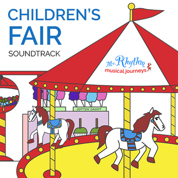 Going to the Fair - Instant Download