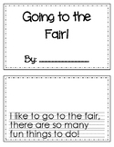 Going to the Fair Mini Book
