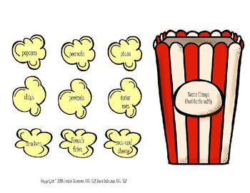 Abstract Categories: Going to the Movies
