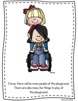 Going to the Playground- A Social Story