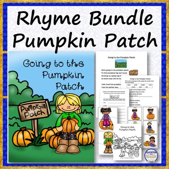 RHYME BUNDLE Pumpkin Patch