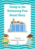 Going to the Swimming Pool Social Story