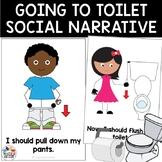 Going to the Toilet Social Narrative | Toilet Training