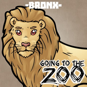 Going to the Zoo! -- Bronx -- 12 Wild Animals -- 100+ K-2 Resources