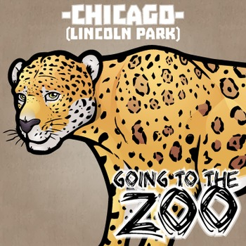 Going to the Zoo! - Chicago Lincoln Park - 12 Wild Animals - 100+ K-2 Resources