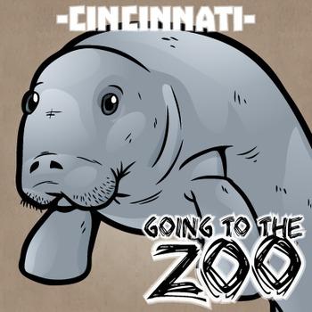 Going to the Zoo! -- Cincinnati -- 12 Wild Animals -- 100+ K-2 Resources