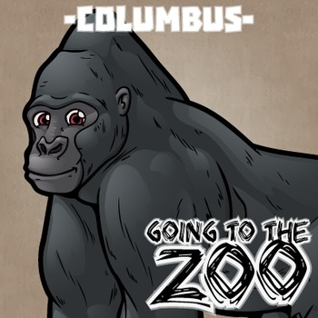 Going to the Zoo! -- Columbus -- 12 Wild Animals -- 100+ K-2 Resources