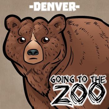 Going to the Zoo! -- Denver -- 12 Wild Animals -- 100+ K-2