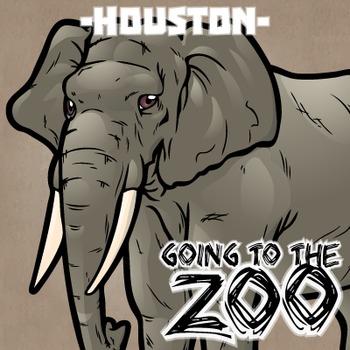 Going to the Zoo! -- Houston -- 12 Wild Animals -- 100+ K-2 Resources