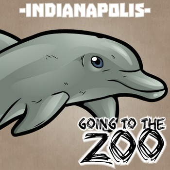 Going to the Zoo! -- Indianapolis -- 12 Wild Animals -- 100+ K-2 Resources
