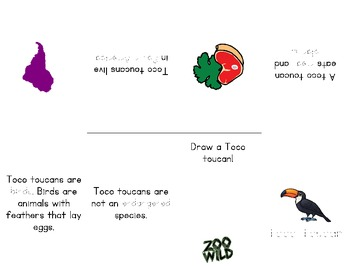 Going to the Zoo! -- London -- 12 Wild Animals -- 100+ K-2 Resources