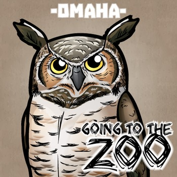 Going to the Zoo! -- Omaha -- 12 Wild Animals -- 100+ K-2 Resources