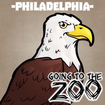 Going to the Zoo! -- Philadelphia -- 12 Wild Animals -- 100+ K-2 Resources