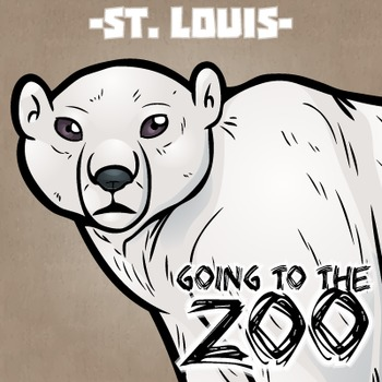 Going to the Zoo! -- St. Louis -- 12 Wild Animals -- 100+