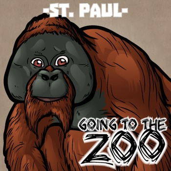 Going to the Zoo! -- St. Paul -- 12 Wild Animals -- 100+ K