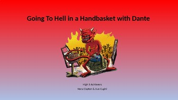 Going to Hell in a Handbasket with Dante