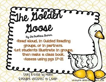 The Golden Goose Literacy Unit