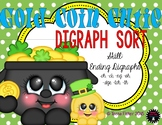 Gold Coin Cuties Ending Digraphs Sort St. Patrick's Day Center