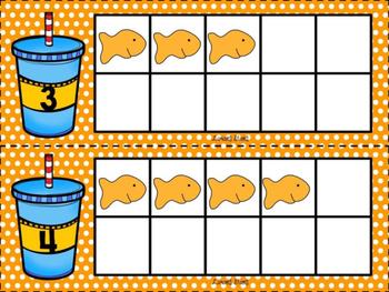 Gold Fish 10 Frames