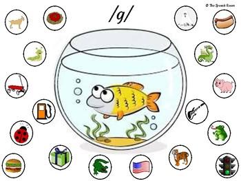 Gold Fish, Go Fish!