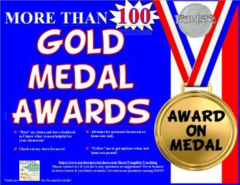 Gold Medal Awards