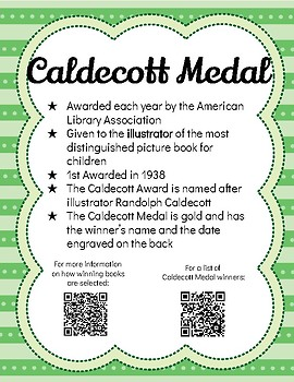 Gold Medal Books: Children's Book Awards Unit