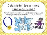 Gold Medal Speech and Language Bundle