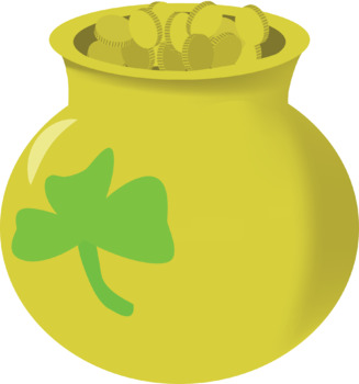 Gold Pot PNG