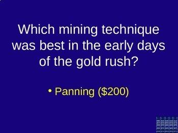 Gold Rush 5 Jeopardy Mining Tools