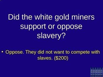 Gold Rush 6 Jeopardy Minorities