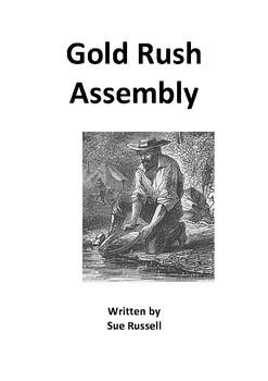 Gold Rush Class Play