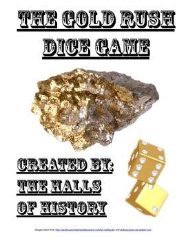 Gold Rush Dice Game