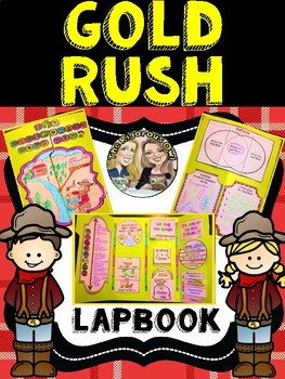 Gold Rush Lapbook