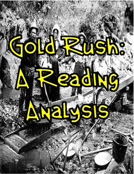 Gold Rush: Reading Analysis