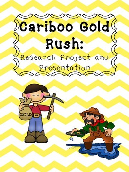 Gold Rush Research Project