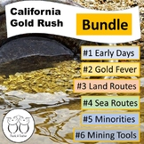 California Gold Rush Series #1-6 Bundle