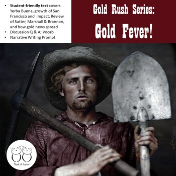 Gold Rush Series #2: Gold Fever