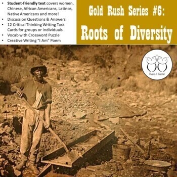 Gold Rush Series #6- Minorities