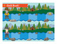 Gold Rush Short and Long CVCC Phonics Game - Words Their Way Game
