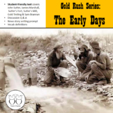 California Gold Rush Early Days
