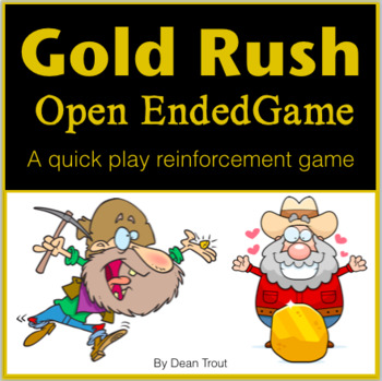 Open Ended Game: Gold Rush for Reinforcement