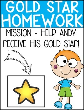 Gold Star Homework Packet - Addition & Subtraction with re