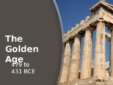 Golden Age of Greece PowerPoint - Ancient Greece #3