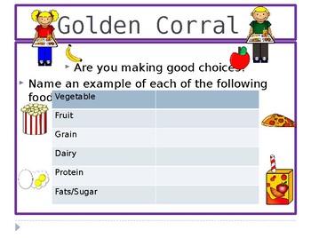 Golden Corral Community Trip