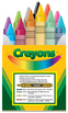 Golden Crayon Primary Grades Bundle