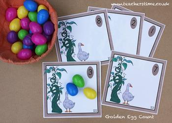 Golden Egg Count