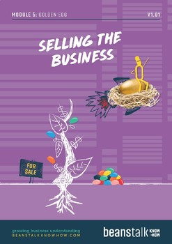 Golden Egg - Selling the Business Examples