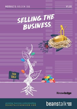 Golden Egg - Selling the Business Knowledge Pack