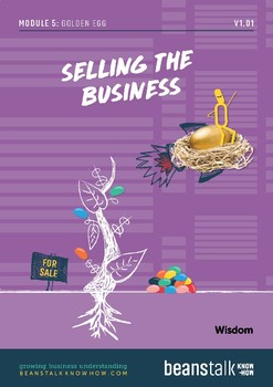 Golden Egg - Selling the Business Wisdom Pack
